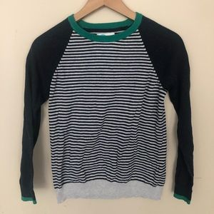 Authentic Boden striped sweater